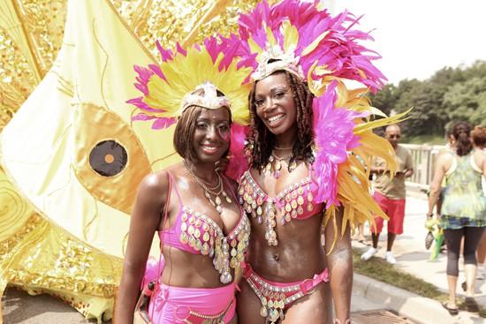PHOTOS! Toronto's 47th Annual Caribana Parade