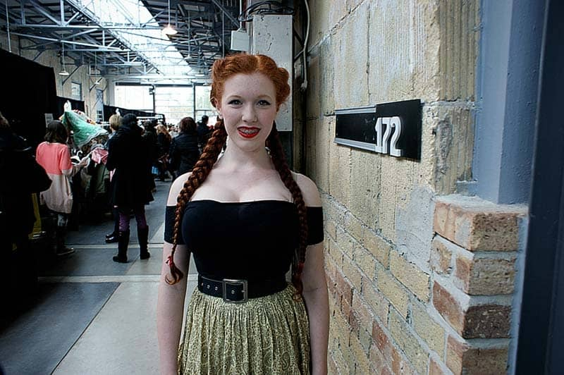 Photo Gallery: Gadsden's Wychwood Vintage Clothing Show and Sale ...