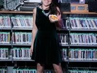 Copy of Celebrity vegan chef Lauren Toyota - author of Vegan Comfort Classics