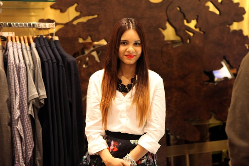 Photo gallery ted s fall shopping event at ted baker london