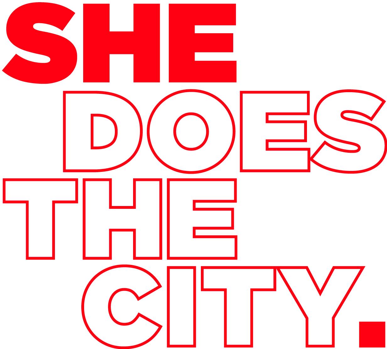 Shedoesthecity Logo