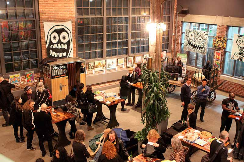 runt-art-show-at-steamwhistle-5