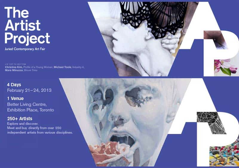 Don T Miss The Artist Project On Today Until Sunday