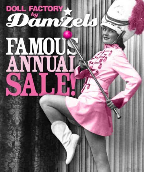 damzels-sale