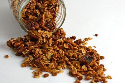 Recipe: Easy, delicious, and nutritious homemade granola ...