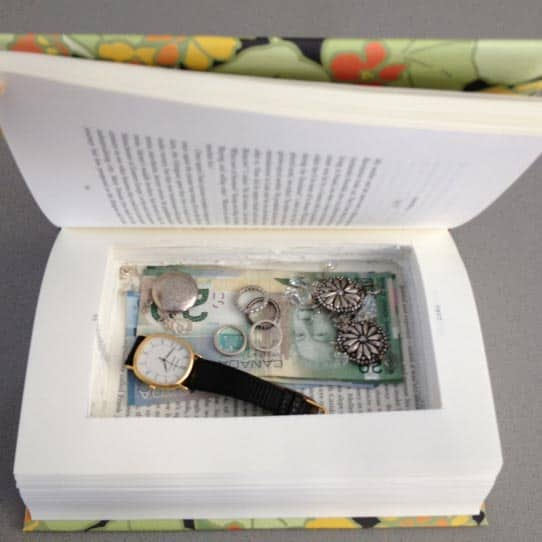 Weekly Diy Super Sneaky Book Safe Shedoesthecity Events