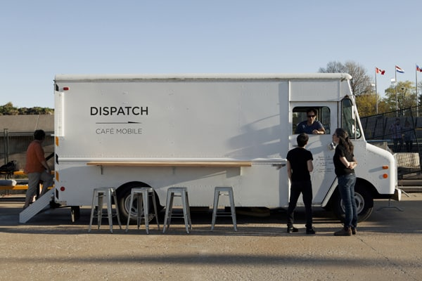 dispatch 4 An Interview with Chrissy Durcak, the Founder of Dispatch Coffee, Montreals Mobile Coffee Truck