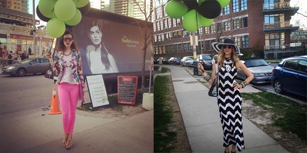Dufferin Mall Fashion Show