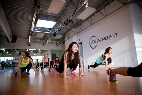 pur 2 We talk to PUR Movement director Stephanie Sy about what it was like to build a fitness studio from the ground up