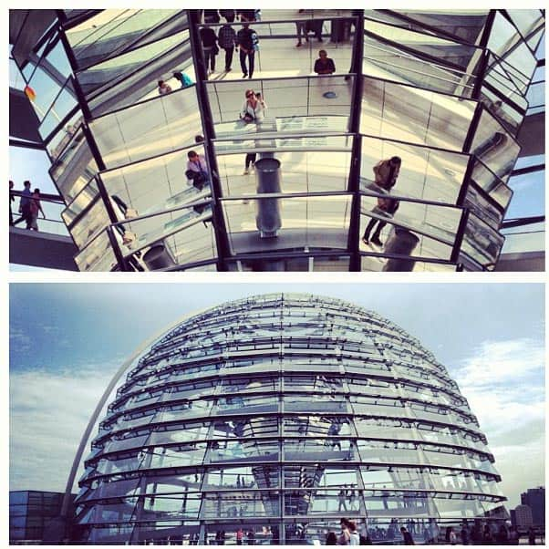 reichstag SheDoesBerlin: Schnitzel, History, Night Out Tips and Community Pools
