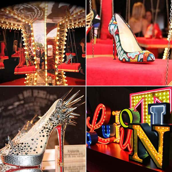 louboutin grand soiree