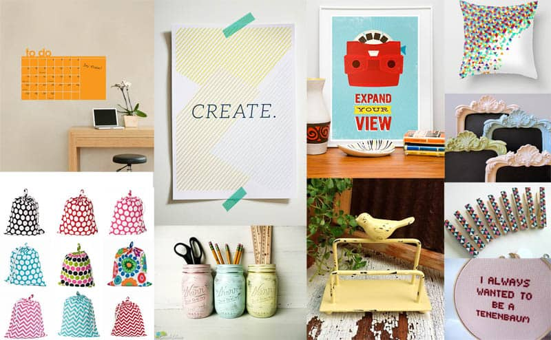 Dorm Decor Picks from Etsy  Shedoesthecity Life Stories ~ 170956_Etsy Dorm Room Ideas