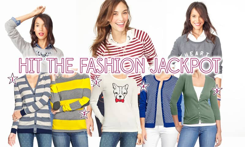 Our Favourite Fall Sweaters At Old Navy Start At $15