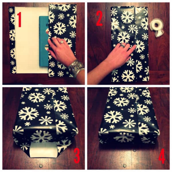 how to wrap the picture perfect gift shedoesthecity life stories