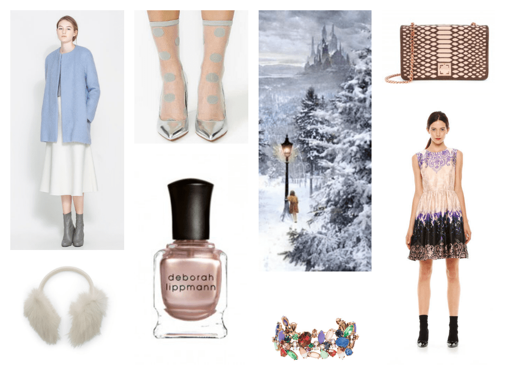 Wintertime Fashion Inspired By The Chronicles Of Narnia