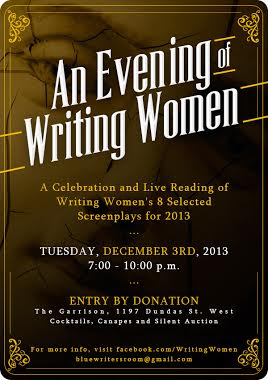 writing women film event