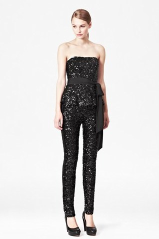 FC SpectacularSparkleJumpsuit Be BOLD in 2014
