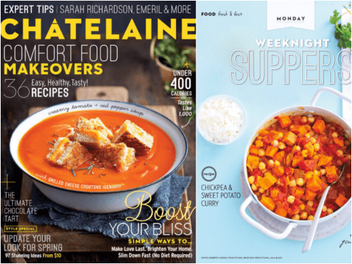 chatelaine 500x375 Next Issue Canada Gives You Unlimited Access to 100+ Magazines
