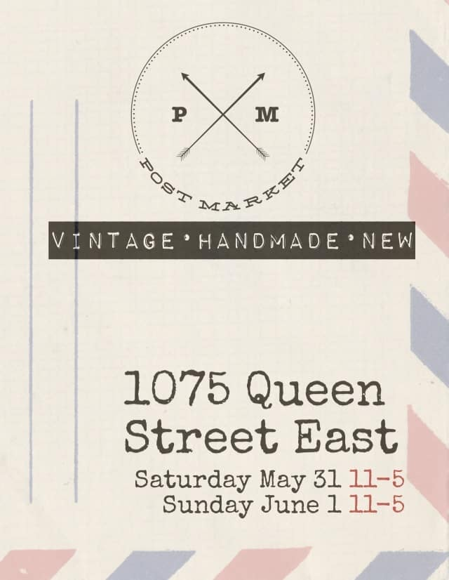 Post Market May_June Poster