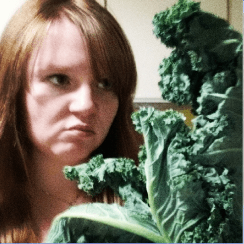 allana loves kale
