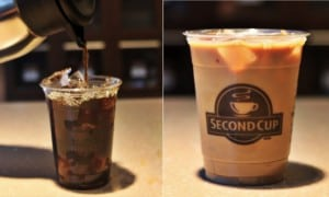secondcupicedlatte