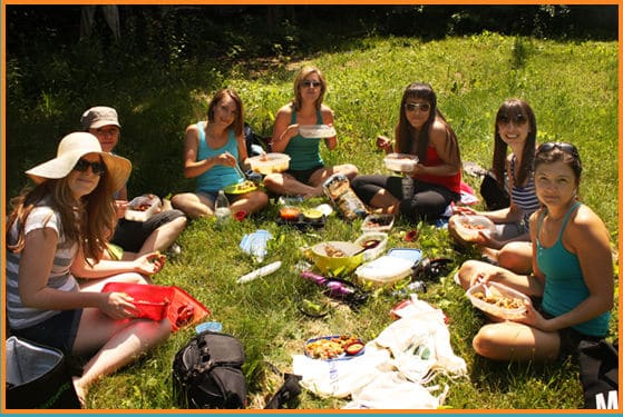 Holistic in the City Potluck Picnic