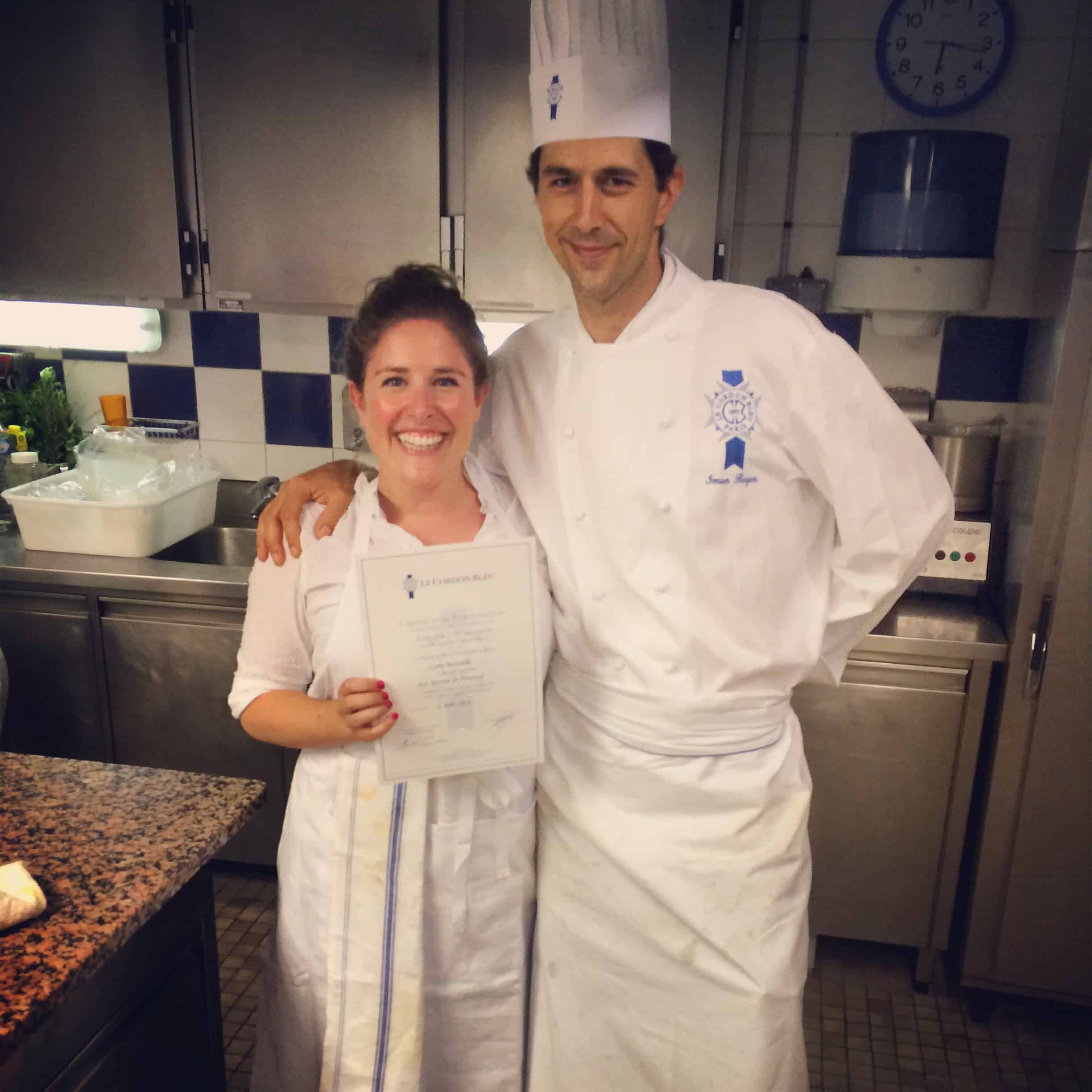 What I Learned From Cooking Lessons At the Cordon Bleu