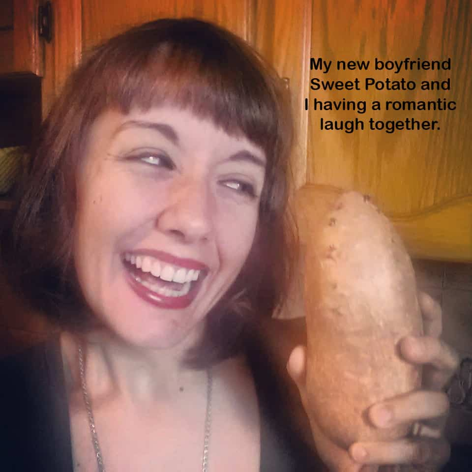 Jess Beaulieu Sweet Potato