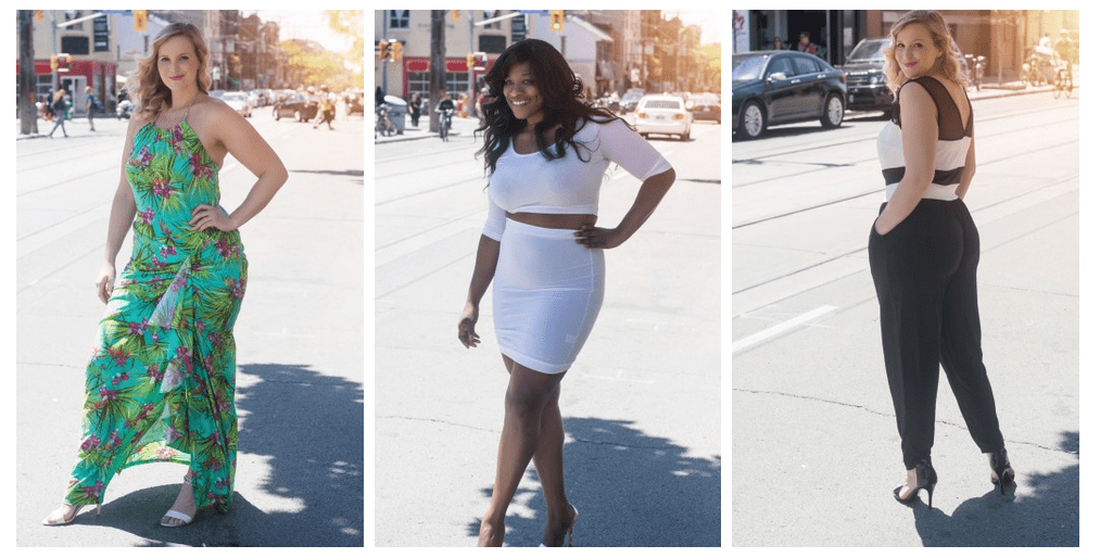 11 Fashionable Places To Buy Plus Sized Clothes In Toronto