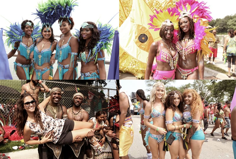 PHOTOS! Toronto's 47th Annual Caribana Parade
