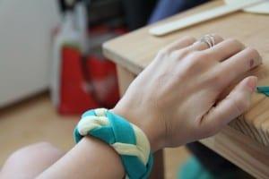 limberlina diy bracelet