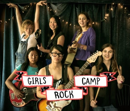 girls rock camp