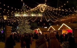 5th Annual Toronto Christmas Market Opens Today