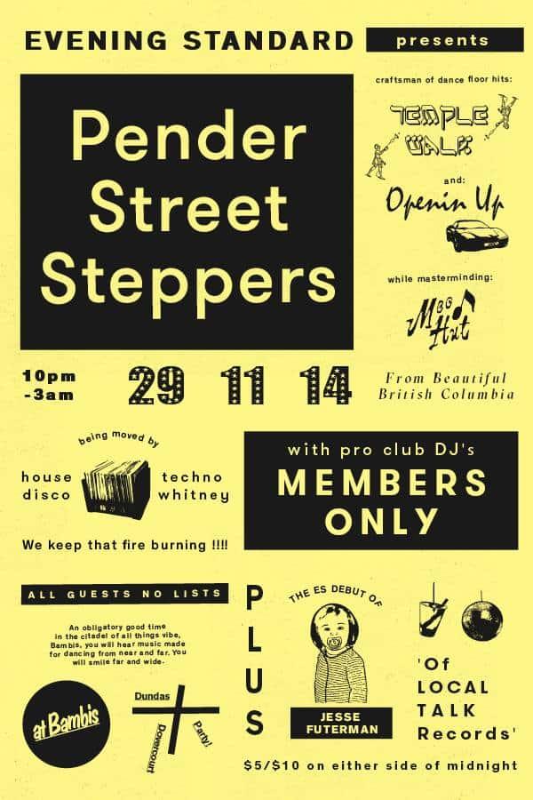 Evening Standard, Juicebox, Leslieville Flea Holiday Market & more!