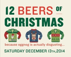 Our Pick of the Week: 12 Beers of Christmas