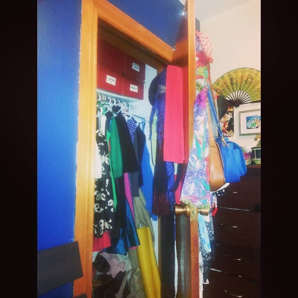 A tour through my closet
