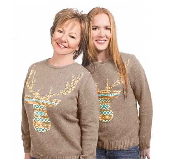 Kristine Hubbard & Gail Beck-Souter of Beck Taxi