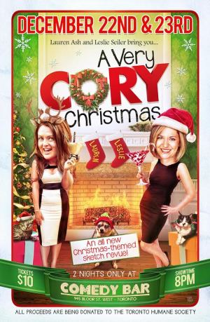 A Very CORY Christmas