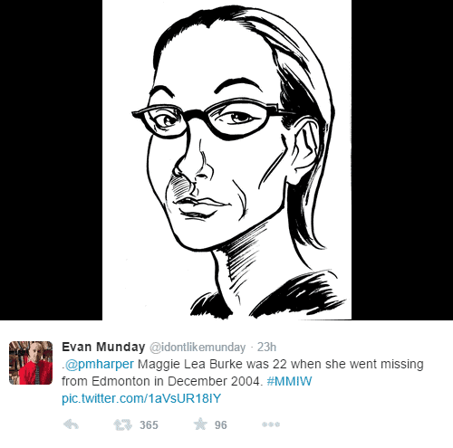 Toronto artist's bid to get the PM's attention toward Missing/Murdered Indigenous Women