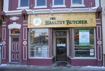 The Healthy Butcher Queen Street.