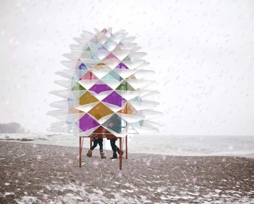 Winter Stations To Heat Up The Beach