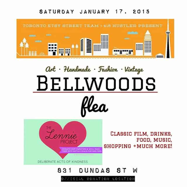 Pick of the Week: Bellwoods Flea