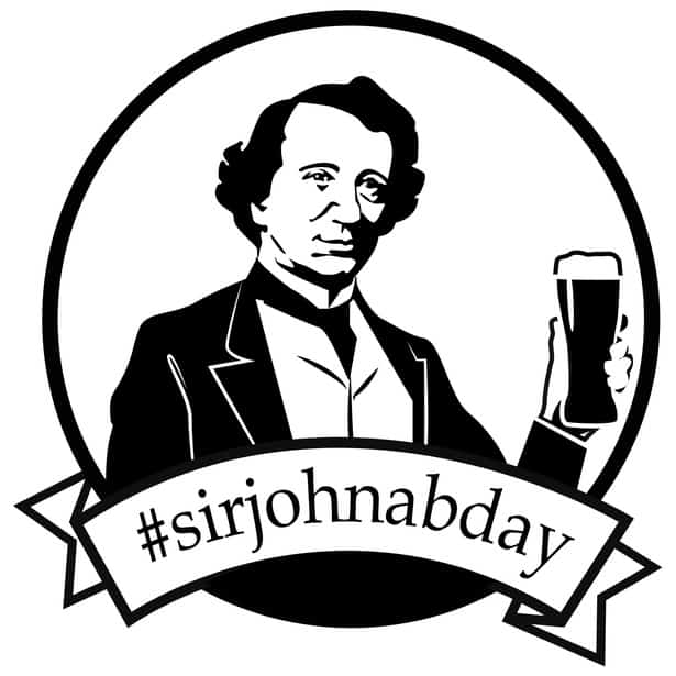 Pick of the Week: #sirjohnabday