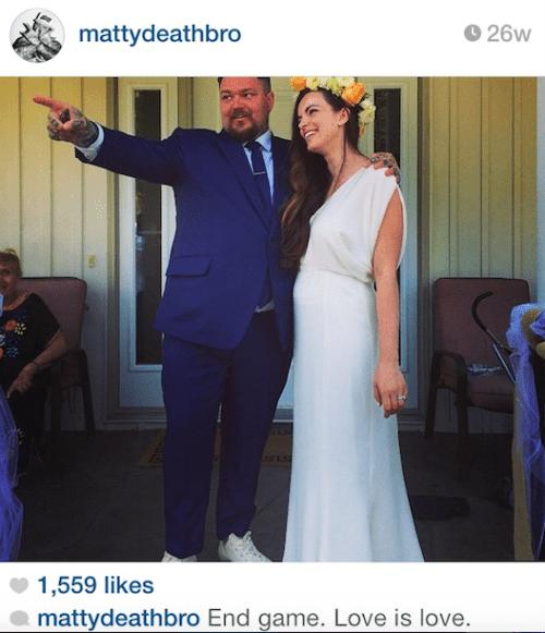 Matty Matheson Wife Trish