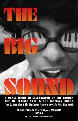 Toronto Hit List: The Big Sound, Valentine's Day Sock Hop, Ignition, Shake It Off & more!