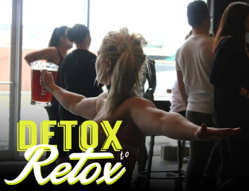 Our Pick of the Week: Detox to Retox