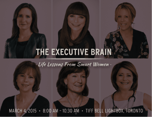 The Executive Brain: Benefit for the Women's Brain Health Initiative
