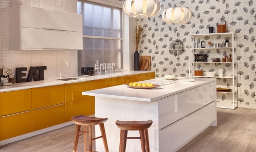 IKEA CANADA - Four Canadian Celebrities, 4 Personalized Kitchens