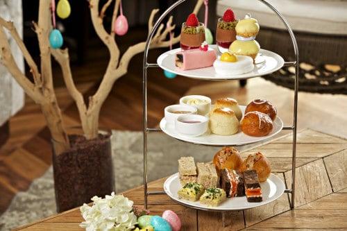 Celebrate Spring w/ Easter Inspired High Tea at Shangri-La