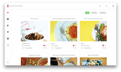 Recipe Gallery